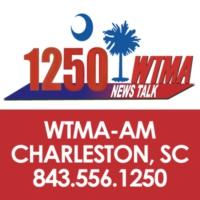 Logo of radio station WTMA 1250 AM