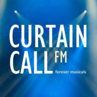 Logo of radio station Curtain Call FM