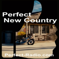 Logo of radio station Perfect New Country