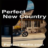 Logo de la radio Perfect New Country