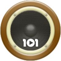 Logo de la radio 101.ru - Русские Песни
