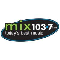Logo de la radio CFVR-FM MIX 103.7