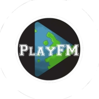 Logo of radio station PlayFM