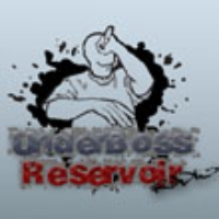 Logo of radio station UnderBoss Radio