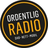 Logo of radio station Ordentlig Radio