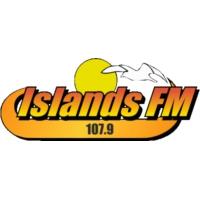 Logo de la radio Islands FM 107.9