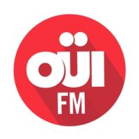 Logo of radio station OUI FM