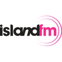 Logo of radio station Island FM