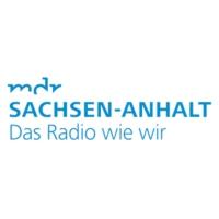 Logo de la radio MDR Sachsen-Anhalt - Magdeburg