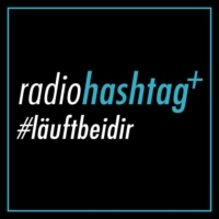 Logo of radio station RadioHashtag+