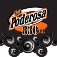 Logo of radio station La Poderosa Tlaxiaco