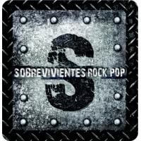 Logo de la radio Sobrevivientes rock pop
