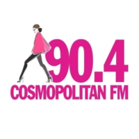 Logo of radio station 90.4 Cosmopolitan FM