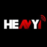 Logo of radio station HEAVY1