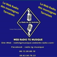 Logo de la radio RADIO TG MUSIQUE