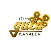 Logo of radio station Guldkanalen 70-tal