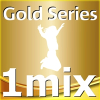 Logo de la radio 1Mix Radio Gold Series