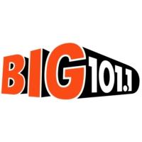 Logo of radio station CIQB-FM 101.1 Big FM