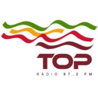 Logo of radio station Top Radio