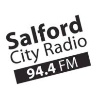 Logo de la radio 94.4FM Salford City Radio