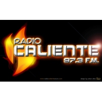 Logo of radio station Radio Caliente 97.3