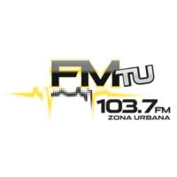 Logo of radio station XHFMTU - FMTU 103.7 FM