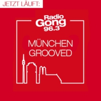 Logo of radio station Radio Gong 96.3 München - Grooved