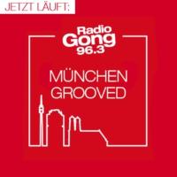 Logo de la radio Radio Gong 96.3 München - Grooved
