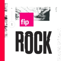 Logo of radio station FIP Rock