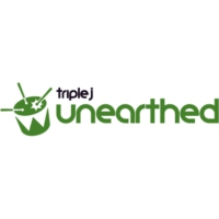 Logo of radio station ABC triple j Unearthed