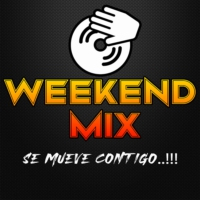 Logo de la radio Weekend Mix Radio