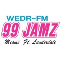 Logo de la radio WEDR 99 Jamz