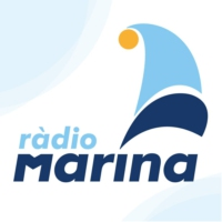 Logo of radio station Radio Marina