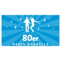 Logo of radio station Arabella 80er
