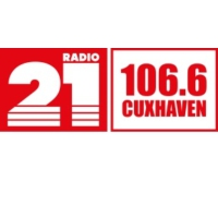 Logo of radio station RADIO 21 - Cuxhaven