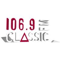 Logo of radio station XHPJ Classic 106.9 FM