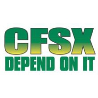 Logo of radio station CFSX