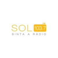 Logo of radio station Rádio Sol 103.7FM
