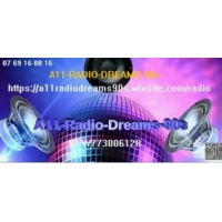 Logo de la radio A11Radio-Dreams-90s