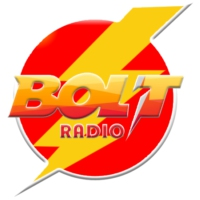 Logo of radio station Bolt Radio