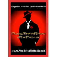 Logo of radio station Music Mafia Radio