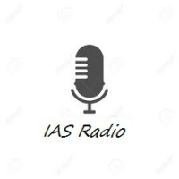 Logo of radio station IAS RADIO