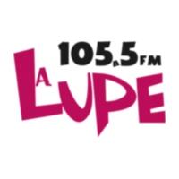Logo de la radio XHBO La Lupe 105.5 FM