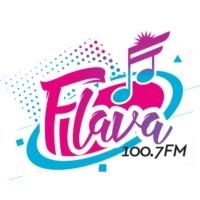 Logo de la radio Flava FM 100.7