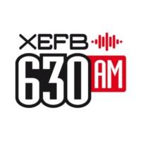 Logo de la radio XEFB-AM FB 630