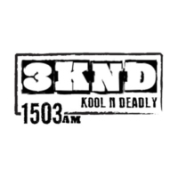 Logo of radio station 3KND
