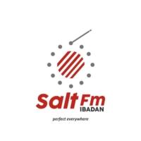 Logo de la radio SALT FM IBADAN