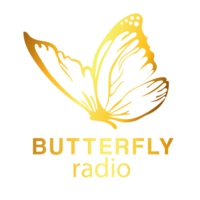 Logo of radio station Butterfly Radio Cyprus
