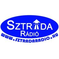 Logo de la radio Sztráda Rádió