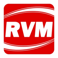 Logo of radio station RVM